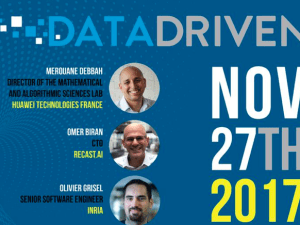#TECH - Data Driven Paris - By Serena Capital @ Metro Pasteur | Paris | Île-de-France | France