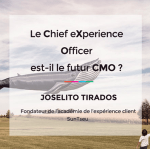 #MARKETING - Expérience client, le CXO , le futur CMO - BY ADETEM @ Marseille | Provence-Alpes-Côte d'Azur | France