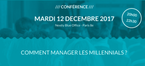 #MARKETING - Comment manager les Millennials ? By  Digital Business News @ Nexity Blue  | Paris | Île-de-France | France