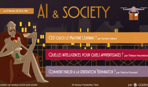 #INNOVATIONS - Machine Learning : Mensonge marketing ou chemin vers la singularité ? - By AI & SOCIETY @ Campus numérique  | Paris | France