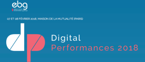 #DIGITAL - Digital Performances 2018 - By EBG @ Maison de la Mutualité  | Paris | Île-de-France | France