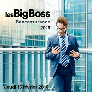 #MARKETING - Les BigBoss Bancassurance 2018 - By DIGILINX