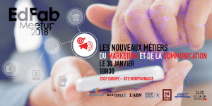 #RH - Les nouveaux métiers du marketing et de la communication - By CAP DIGITAL @ ESCP Europe site Montparnasse | Paris | Île-de-France | France