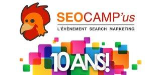 #MARKETING - Seo Camp'us PAris 2018 - By SEO CAMP @ Le village des artistes | Saint-Ouen | Île-de-France | France