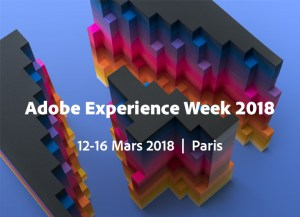 #MARKETING #AdobeExpWeek - Design d'Expériences - By Adobe @ MK2 Bibliothèque  | Paris | Île-de-France | France