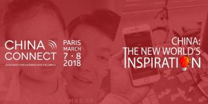 #RETAIL - China Connect Paris 2018 - By Laure de Carayon @ Maison de la Chimie
