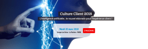 "#MARKETING - Culture Client 2018 - By Les Echos Events @ Groupe Les Echos - Le Parisien Auditorium ""10 Grenelle"" 