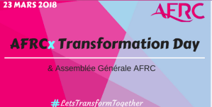#MARKETING  - AFRCx Transformation Day - By AFRC @ GROUPE LA POSTE Entrée Forum / Auditorium  | Paris | Île-de-France | France
