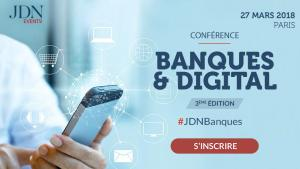 #JDNBanques - Banques & Digital - By JDN Events @ Les Salons de l'Aéro-Club de France | Paris | Île-de-France | France