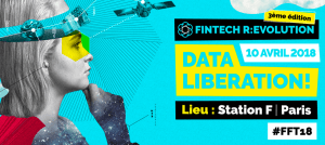 #INNOVATIONS - Fintech R:Evolution - By FranceFintech @ Station F | Villetaneuse | Île-de-France | France