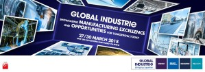 #GlobalIndustrie - GLOBAL INDUSTRIe - By GL Events @ PARC DES EXPOSITIONS PARIS NORD - VILLEPINTE | Villepinte | Île-de-France | France