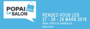 #MARKETING - Salon Marketing Point de Vente 2018 - By Reed Expositions France @ Porte de Versailles - Hall 4 | Paris | Île-de-France | France