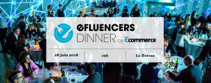 #RETAIL - E-Fluencers Dinner - By Ecommerce - Editialis @ Le Boreas | Paris | Île-de-France | France