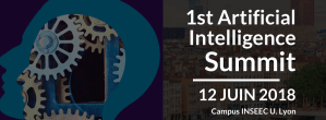 #INNOVATIONS - AI Summit - By Inseec U. Lyon @ Groupe INSEEC | Lyon-7E-Arrondissement | Auvergne-Rhône-Alpes | France