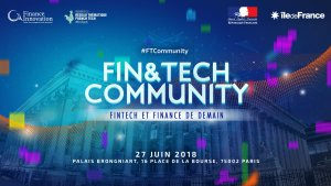 #FINTECH - Fin&Tech Community - By France & Innovation @ Palais Brongniart | Paris | Île-de-France | France