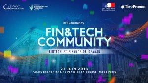 #FINTECH - Fin&Tech Community - By France & Innovation @ Palais Brongniart | Paris | Île-de-France | France