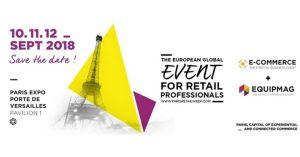 #RETAIL - Paris Retail Week - By Comexposium @ Paris Expo Porte de Versailles | Paris | Île-de-France | France