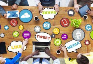#MARKETING - Réseaux sociaux : quelle stratégie pour une présence efficace ? By Les Foliweb