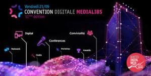 #IT - Convention Medialibs - By Medialibs @ CCO Nantes, Tour de Bretagne | Nantes | Pays de la Loire | France