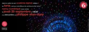 #TRANSFORMATION - Académie du digitale - By Nancy Numérique @ Faculté des Sciences et Technologies - LORIA | Vandœuvre-lès-Nancy | Grand Est | France