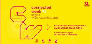 #INNOVATION - Connected Week #2 - By Angers Loire Métropole @ Angers | Angers | Pays de la Loire | France