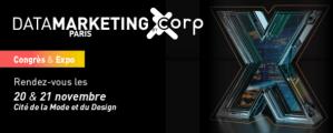 #MARKETING - Data Marketing Paris - By Corp Agency @ La Cité de la Mode et du Design    Paris   Île-de-France   France