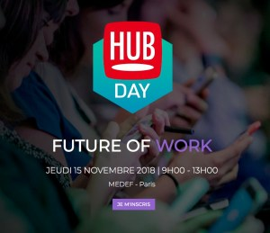 #eRH - Future of Work - By Hub Institute @ MEDEF | Paris-7E-Arrondissement | Île-de-France | France