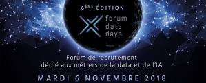 #RH - Forum Data Days 2018 - By Eden Forums @ L'Espace Charenton | Paris | Île-de-France | France