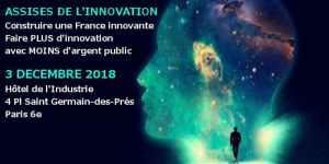 #INNOVATIONS - ASSISES DE L'INNOVATION - Financement & Gouvernance - By Société d'Encouragement pour l'Industrie Nationale @ Hôtel de l'industrie | Paris | Île-de-France | France