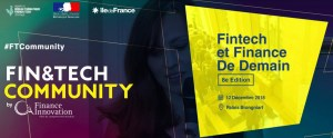 #TECH - FIN&TECH Community - By Finance Innovation @ Palais Brongniart | Paris | Île-de-France | France