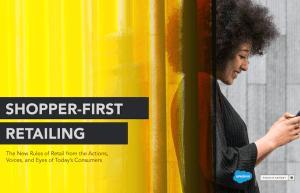 #RETAIL - Shopper-First - By Publicis.Sapient & Salesforce @ Publicis Groupe | Paris | Île-de-France | France