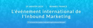 #MARKETING - Inbound Marketing France 2019 - By Winbound @ Le Couvent des Jacobins | Rennes | Bretagne | France