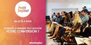 #RETAIL #PetitDejital - Comment le Paiement en Ligne peut Booster votre Conversion ? - By ITIS Commerce @ ITIS Commerce | Lyon | Auvergne-Rhône-Alpes | France