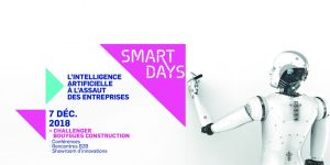 #INNOVATIONS - Smart Days 2018 - By CCI Versailles-Yvelines @ Bouygues Construction | Guyancourt | Île-de-France | France