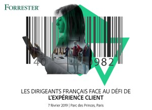 #MARKETING - Tendances Forrester 2019/2020 - By Forrester - Adobe @  Salons VIP du Parc des Princes