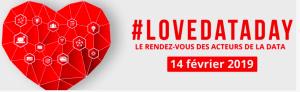 #MARKETING - Love Data Day - By SNCD @ Siège du groupe La Poste – Immeuble Lemnys