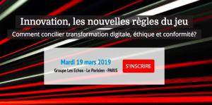 #INNOVATIONS - Innovation, les nouvelles règles du jeu - By Les Echos Events @ Groupe Les Echos - Le Parisien
