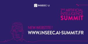 #INNOVATIONS - 2nd Artificial Intelligence Summit - By INSEEC U. Lyon @ INSEEC U. Lyon