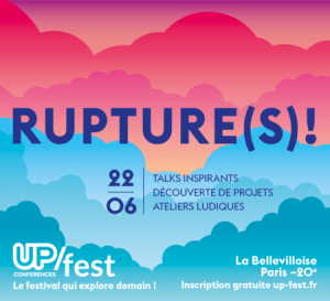 #INNOVATIONS - RUPTURES - By UP FESTIVAL @ LA BELLEVILLOISE