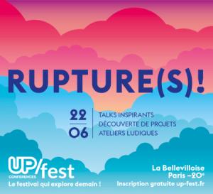 #INNOVATIONS - RUPTURES - By UP FESTIVAL @ LA BELLEVILLOISE