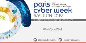 #TECH - Paris Cyber Week - By Garnault & Associés @ Chambres des métiers et de l'artisanat