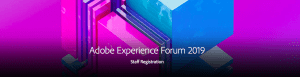 #MARKETING - Adobe Experience Forum - By Adobe @ #Cloud Business Center
