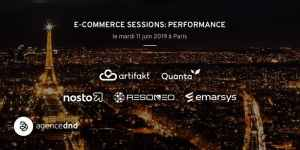 #RETAIL - E-Commerce Sessions : Performance - By Agence Dn'D @ FAR (centre culturel)