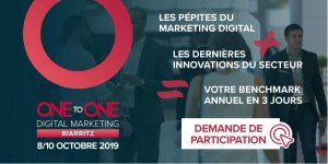 #MARKETING – One to One Biarritz – By Comexposium @ Le Bellevue – Centre de congrès
