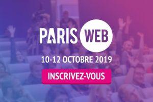 #TECH - Paris Web  - By Paris Web @ Université Paris-Descartes