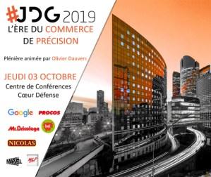 # RETAIL #JDG2019 - By Asterop @ Centre de Conférences Coeur Défense