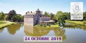 #TECH -  Security Forum - By Mark-Com Event @ Château-Bayard
