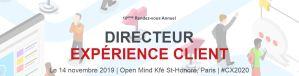 #INNOVATIONS - DIRECTEUR EXPÉRIENCE CLIENT - By DII @ OpenMind Kfé Paris - Saint Honoré