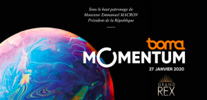 #INNOVATIONS  - BOMA MOMENTUM - By Boma France @ Le Grand REX