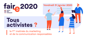 #MARKETING - FAIRe 2020, la première matinée du marketing et de la communication responsables - By UNION DES MARQUES @ ACCOR